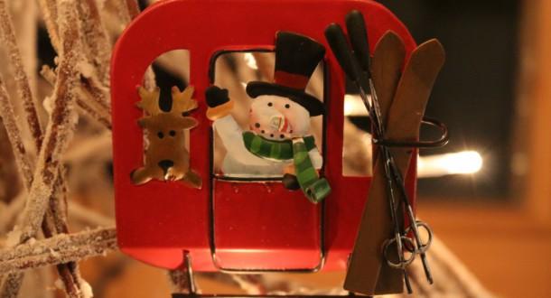 Weihnachtsvoltigieren